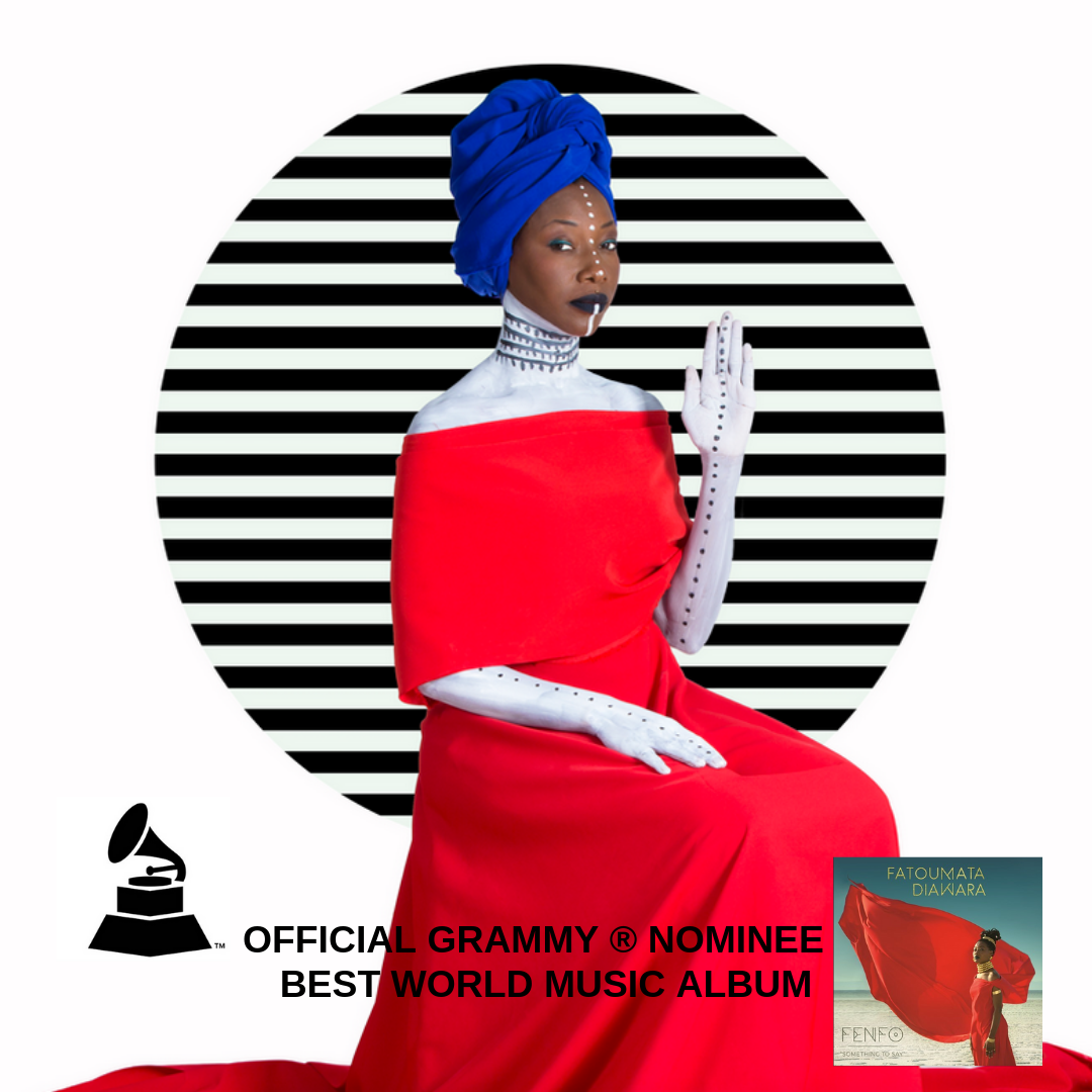 OFFICIAL GRAMMY ® NOMINATED