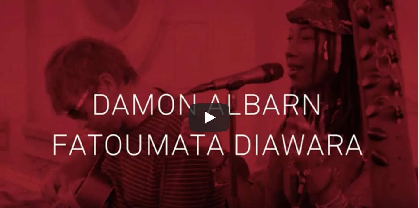 fatoumata diawara chatelet damon albarn paris youtube
