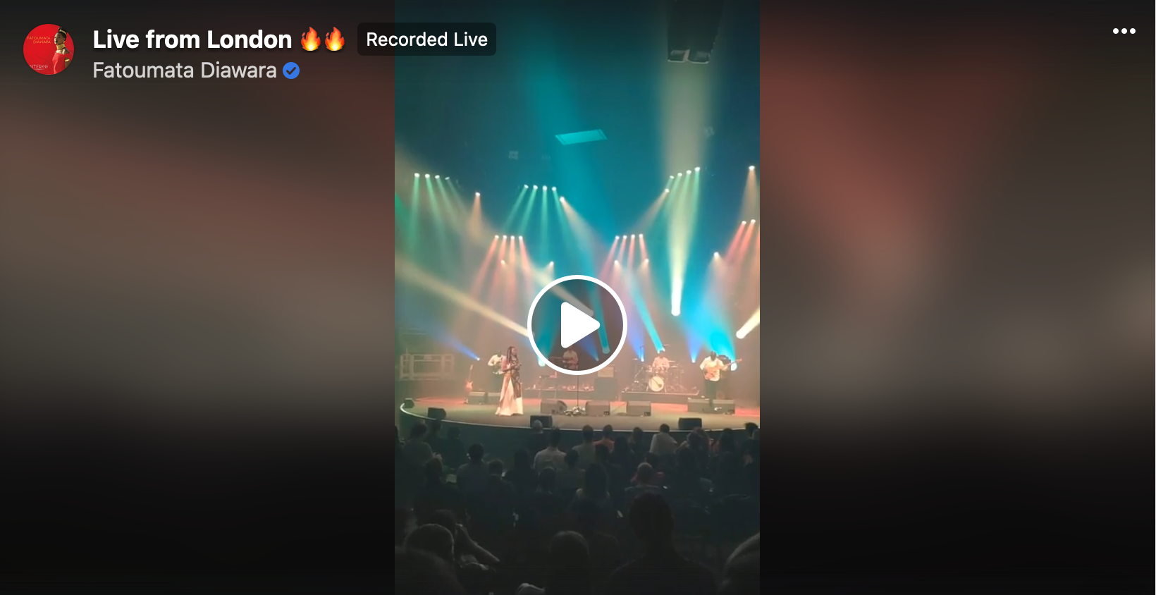 Live Roundhouse
